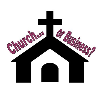 church-or-business